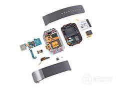 El smartwatch Gear 2 de Samsung desmontado pieza a pieza por iFixit - DroidZona
