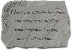 """christian pictures about loosing a loved one 