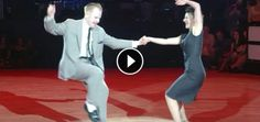 Crowd Goes Absolutely Nuts For Couple's 'Dirty Dancing' Swing Routine Swing Dancing, Dirty Dancing, Moda Do Momento, Diy Roman Shades, Fairy Jars, Dance Music Videos, Boogie Woogie, Shall We Dance, Dance Moves