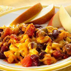 Chili Mac Skillet Recipe   Yummly