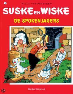 70 - Suske en Wiske - De spokenjagers