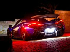 McLaren P1 coming out to play!