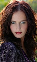 """""""I'm not really involved with politics... I'm living in my cocoon with my classical music around."""" - Eva Green"""