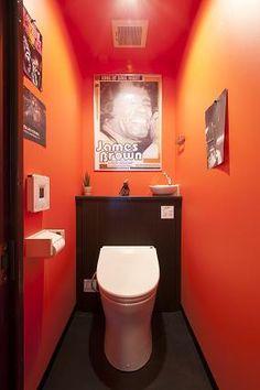 居心地が良すぎて思わず長居してしまいそう!オシャレなトイレ紹介します。 | iemo[イエモ]