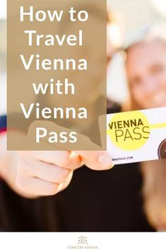 Planning to travel to Vienna soon? Visit the #ConcertVienna blog to learn how to save time and money exploring the city with Vienna Pass! #Vienna #Austria #Travel #TravelTips #Traveling #TravelGuide #Wanderlust #Europe