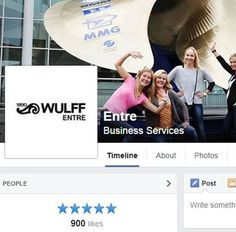 Well, this makes us very happy! Join us today at https://www.facebook.com/EntreMarketing