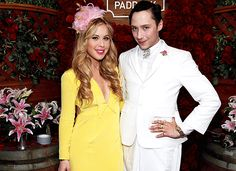 Tara Lipinski & Johnny Weir on Pet Life Radio