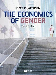 The Economics of Gender, 3rd Edition (EHEP001019) cover image