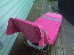 Beach Towel Bag And Chair Cover | Sewing | Pinterest | Beach Towel Bag, Chair  Covers And Beach Towel