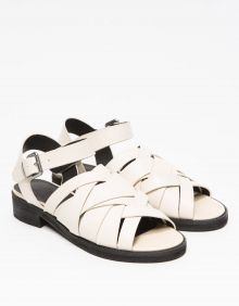 Osceola Sandal in Cream