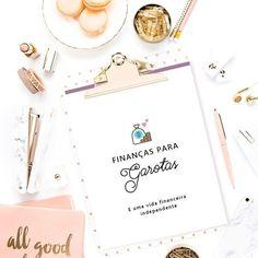 Não sabe por onde começar a organizar sua vida financeira? 👉 http://financasparagarotas.com.br/