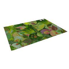 """Marianna Tankelevich """"Jungle"""" Indoor / Outdoor Floor Mat from KESS InHouse"""