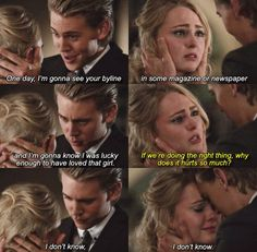 "S2 Ep13 ""Run to You"" - Carrie and Sebastian Omg this broke my heart!!"