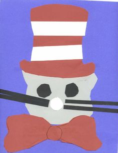 Cat in the Hat Art