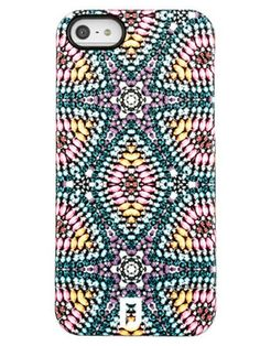 15 Cool iPhone Cases That Double As Statement Pieces:Bling Bling... Hello? $98, Dannijo.com