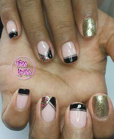 Veronica, Nail Designs, Hair Beauty, Nail Art, Tattoos, Sour Cream, Work Nails, Pretty Gel Nails, Toe Nail Art
