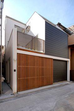 House D / Takeshi Hamada/  Osaka, Japan