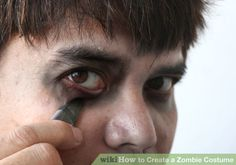 Image titled Create a Zombie Costume Step 8