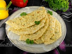 Pie with cottage cheese from Elena Kalinina / Global Fashion Cottage Cheese, Guacamole, Hummus, Mashed Potatoes, Snacks, Cooking, Ethnic Recipes, Food, Breads