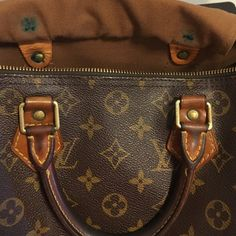 Additional photos speedy bag 2 Please see main listing for more details Louis Vuitton Bags