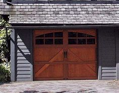 Photo: Nancy Andrews | thisoldhouse.com | from Garage-Door Glam