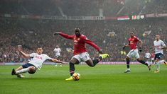 Picking a Combined XI of Tottenham & Man Utd Players Ahead of Wednesday's Premier League Clash