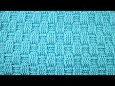 Crochet Basketweave Stitch - B.hooked Crochet
