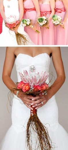 wedding bouquets by madelinem