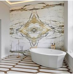 M A R B L E bathroom to swoon over, with calacatta Borghini marble in the exclusive residential area of St. Bathroom Interior, Modern Bathroom, Master Bathroom, Bad Inspiration, Bathroom Inspiration, Morning Inspiration, Dream Bathrooms, Amazing Bathrooms, Marble Bathrooms