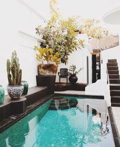 Amazing Small Indoor Pool Design Ideas 3