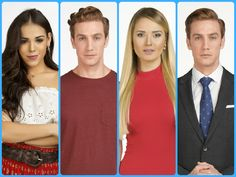 Este viernes, en punto de las 2:00 de la tarde llega el gran final de la telenovela ¿Quién es quién? ¡No te lo puedes perder!