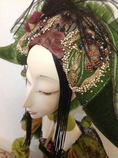 Кукольная мастерская ANNADAN: Царская птичка...