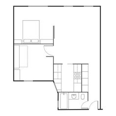 How a Family of 3 Lives in 675 Square Feet — Dwell