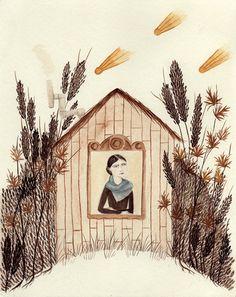 Illustrations: Julianna Swaney // Foreshadow