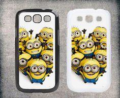 Samsung Galaxy S3 caseSamsung Galaxy S4 caseDespicable di giftbest, $9.88