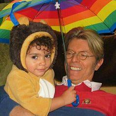 David with Lexi 💙