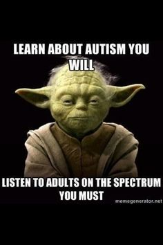 Autism ignorance you have ;)