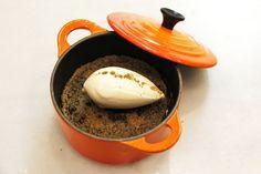 Chocolate caliente con especias