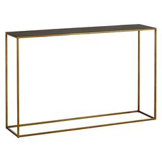 BuyContent by Terence Conran Accents Console Table, Black Online at johnlewis.com
