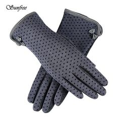 Sunfree 2017 Hot Sale Womens Add Thickened Gloves Fashion Winter Warm Gloves Brand New High-Quality Nov 25