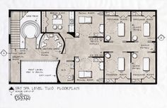 Day Spa Floor Plan Interior plann... spa floor