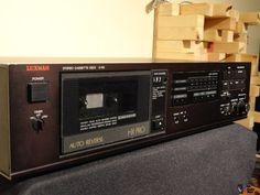 LUXMAN K-110 Cassette Deck - 1989