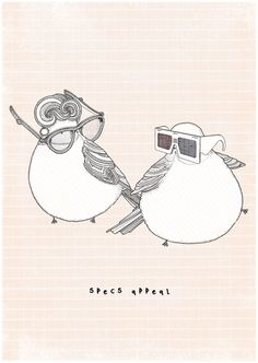 Kate Wilson - Specs Appeal