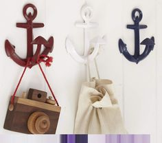 Anchor Hooks | Pottery Barn Kids