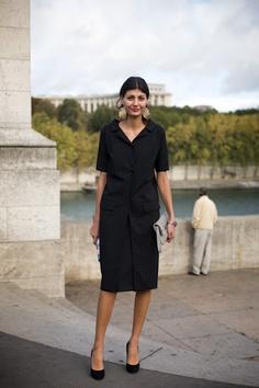 20 Looks with Giovanna Battaglia ( Street style) Estilo Street, Quoi Porter, Giovanna Battaglia, Fashion Editor, Look Fashion, Milan Fashion, Gq Fashion, White Fashion, Wearing Black