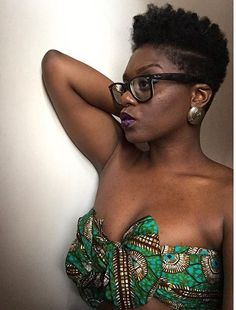 Natural hair/#African styles