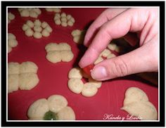 Kanela y Limón: Galletas de pistola Eggs, Cookies, Breakfast, Desserts, Food, Meal, Pretzels, Decorating Cakes, Recipes