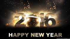 Happy New Year's Eve 2016 - Bing images
