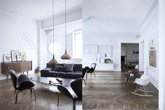 Scandinavian home - Nordic Feel inspiration   NordicDesign
