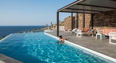 Searock Seafront Villa - Authentic Crete, Villas in Crete, Holiday Specialists Crete, Bedrooms, Villa, Outdoor Decor, Holiday, Home Decor, Vacations, Decoration Home, Room Decor